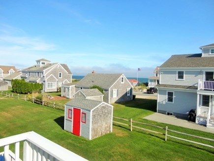 West Yarmouth Cape Cod vacation rental - View from 2nd floor decks