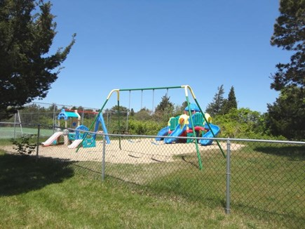 West Yarmouth Cape Cod vacation rental - Community playground