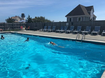 West Yarmouth Cape Cod vacation rental - Community Pool