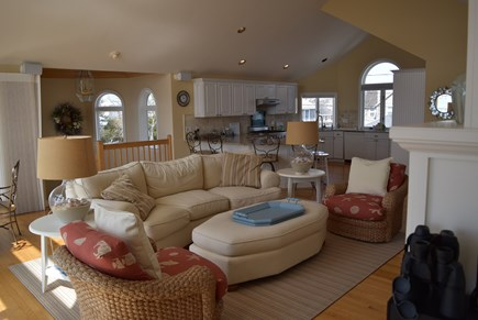 West Yarmouth Cape Cod vacation rental - Comfortable Living Space