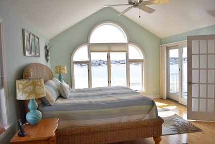 West Yarmouth Cape Cod vacation rental - 2nd Floor King Master bedroom