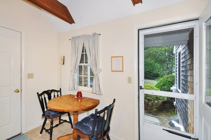 Eastham Cape Cod vacation rental - Kitchen facing west