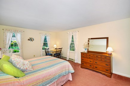 Eastham Cape Cod vacation rental - 1st floor MBR with walk-in closet, full bath