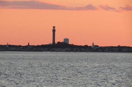 N. Truro Cape Cod vacation rental - View of Pilgrim's Monument