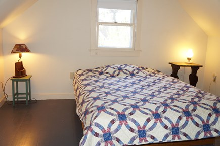 Chatham Cape Cod vacation rental - Full size bed in upstairs bedroom