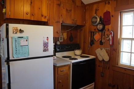 Chatham Cape Cod vacation rental - Kitchen - vintage feel