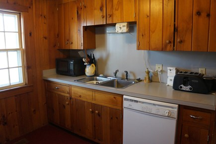 Chatham Cape Cod vacation rental - Kitchen - built-in dishwasher, double sink, microwave oven