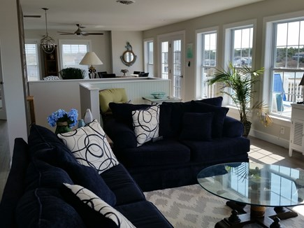 West Dennis Cape Cod vacation rental - Upstairs family area