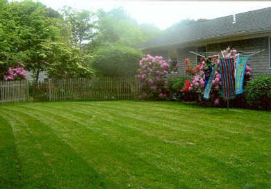 N. Falmouth-Wild Harbour Estat Cape Cod vacation rental - Private Back Yard