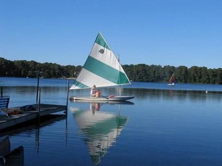 Harwich Cape Cod vacation rental - John Joseph Pond