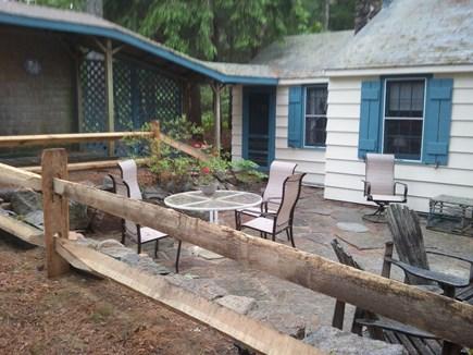 Harwich Cape Cod vacation rental - Nice patio