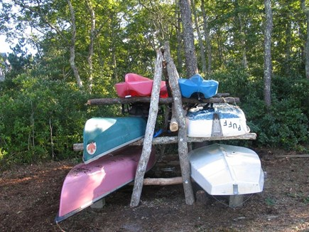 Harwich Cape Cod vacation rental - Kayaks, sail boat & row boats