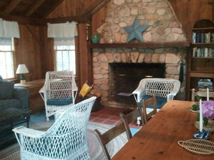 Harwich Cape Cod vacation rental - Second living room