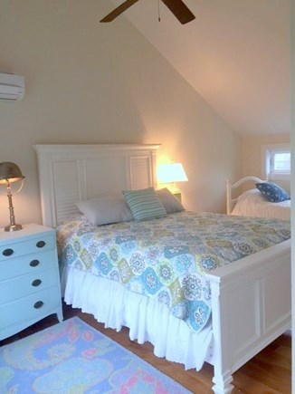 Eastham Cape Cod vacation rental - Upstairs Master Queen Bedroom with Trundle Bed