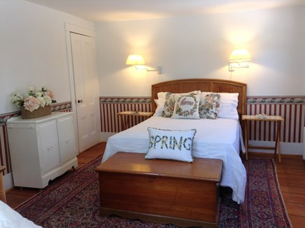 Orleans Cape Cod vacation rental - Master Bedroom with queen bed and full bath