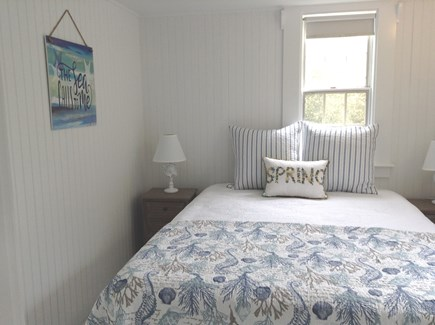 Orleans Cape Cod vacation rental - First Floor Bedroom with A/C unit