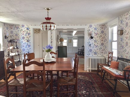 Orleans Cape Cod vacation rental - Another view of dining area