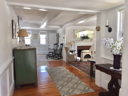 Orleans Cape Cod vacation rental - Look toward living areas