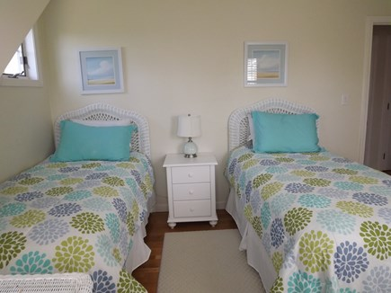 Chatham Cape Cod vacation rental - Additional Second Floor Bedroom with Two Twins