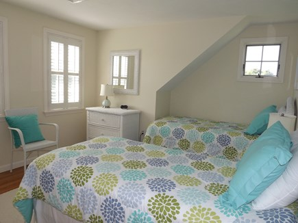 Chatham Cape Cod vacation rental - Another View of 2nd Bedroom with Two Twins