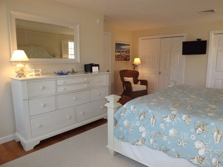Chatham Cape Cod vacation rental - Another View of King Bedroom