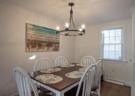 Mashpee, Popponesset Beach Cape Cod vacation rental - Dining area