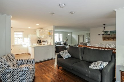 Mashpee, Popponesset Beach Cape Cod vacation rental - Open floor plan for spacious living. Playroom downstairs too