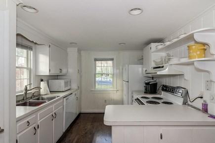 Mashpee, Popponesset Beach Cape Cod vacation rental - Efficient galley kitchen