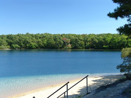 Osterville Woods, Osterville Osterville vacation rental - Joshua Pond, Osterville < 2 Miles with pristine fresh-water
