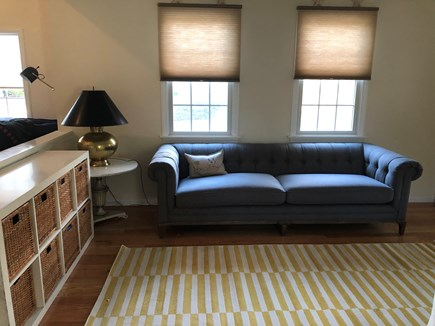 Osterville Woods, Osterville Osterville vacation rental - Bright Second Living Room Sofa Area with Chairs