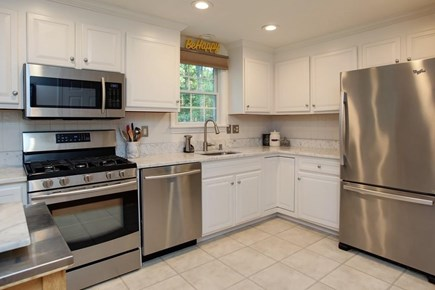 Osterville Woods, Osterville Osterville vacation rental - Fully Equipped Kitchen;  Marble Counter &Breakfast Bar w 3 Stools