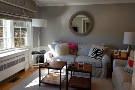 Osterville Osterville vacation rental - Spacious TV room downstairs.