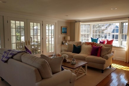 Osterville Osterville vacation rental - Alternate view of family room.