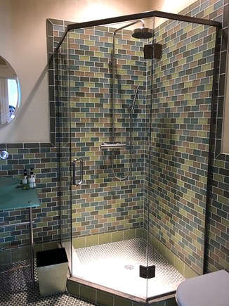 Brewster Cape Cod vacation rental - Stall shower