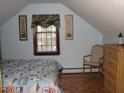 Falmouth, Teaticket Cape Cod vacation rental - Bedroom 3-upstairs