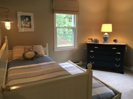 Eastham Cape Cod vacation rental - Pull-out trundle on the first floor