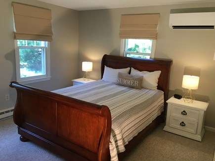 Eastham Cape Cod vacation rental - Comfortable and calming first floor bedroom with queen bed.