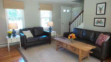 Eastham Cape Cod vacation rental - Comfortable family room