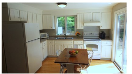 Eastham Cape Cod vacation rental - Well-stocked kitchen is bright and welcoming