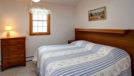 Falmouth Heights Cape Cod vacation rental - Master Bedroom with king bed on the 1st floor