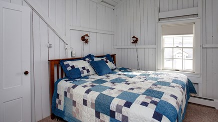 Falmouth Heights Cape Cod vacation rental - Bedroom #2 on the second floor with a King