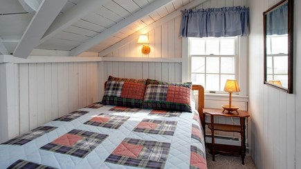 Falmouth Heights Cape Cod vacation rental - Bedroom #3 on Second floor with a Double