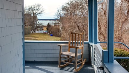 Falmouth Heights Cape Cod vacation rental - Peek water views