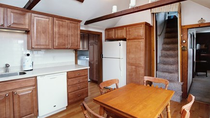 Falmouth Heights Cape Cod vacation rental - Large eat- In kitchen