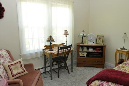 West Yarmouth Cape Cod vacation rental - Relaxing den