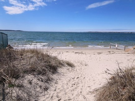 West Yarmouth Cape Cod vacation rental - 150 yards to the warm water bay beach