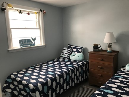 EASTHAM Cape Cod vacation rental - Bedroom #3 with twin beds