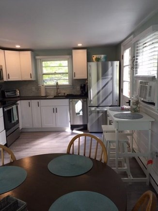 EASTHAM Cape Cod vacation rental - New kitchen with granite countertops