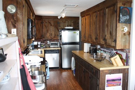 South Dennis Cape Cod vacation rental - Kitchen