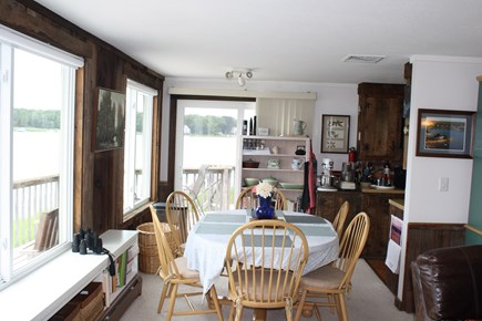 South Dennis Cape Cod vacation rental - Dining